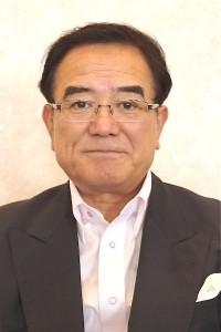 校友会新潟県支部長河端信雄